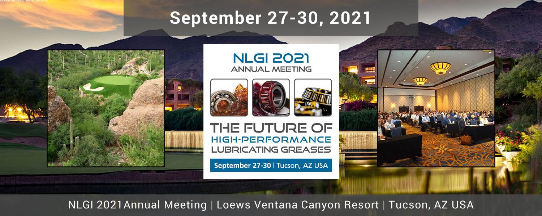 NLGI 2021 Annual Meeting