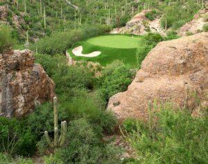 Tuscon Golf Mountain Course